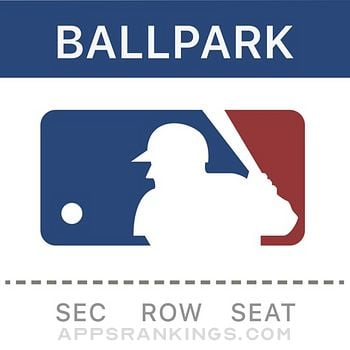 MLB Ballpark app overview, reviews and download
