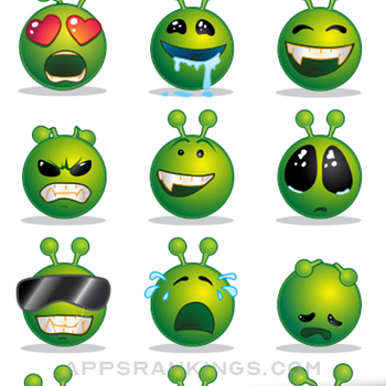 Emoji 3 PRO - Color Messages - New Emojis Emojis Sticker for SMS, Facebook, Twitter iphone images