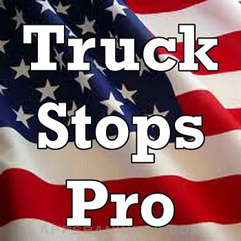 Truck Stops Pro app reviews and download