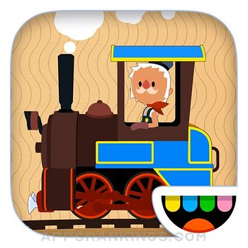 Toca Train app reviews and download