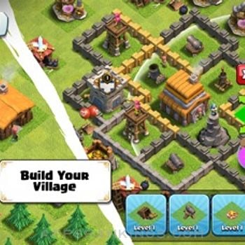 Clash of Clans iphone images