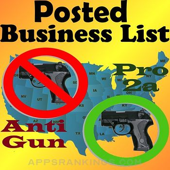 Posted! - List Pro & Anti-Gun app reviews and download