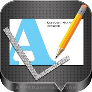 BusinessCardDesigner - Business Card Maker with AirPrint app reviews and download