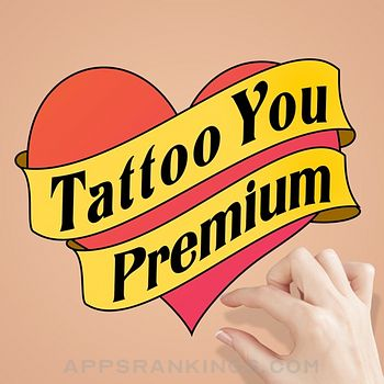 Tattoo You Premium - Use your camera to get a tattoo app reviews and download