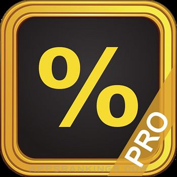 Tip Calculator % Pro app reviews and download