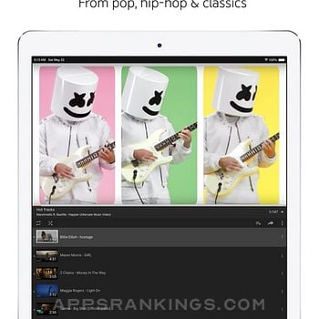 YouTube: Watch, Listen, Stream Ipad Images