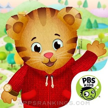 Daniel Tiger's Play at Home app reviews and download