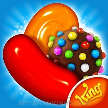 Candy Crush Saga app overview, reviews and download
