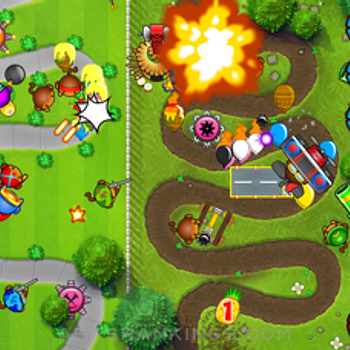 Bloons TD 5 iphone images