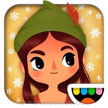Toca Tailor Fairy Tales app reviews and download