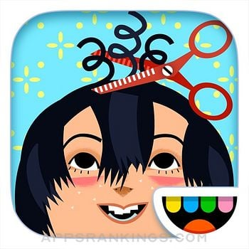 Toca Hair Salon 2 app reviews and download