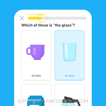 Duolingo - Language Lessons iphone images