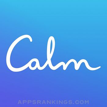 Calm app reviews and download