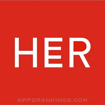 HER:Lesbians LGBTQ Dating App app reviews and download