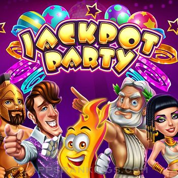 Jackpot Party - Casino Slots app overview, reviews and download