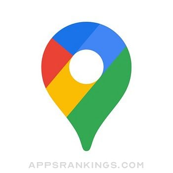 Google Maps - Transit & Food app overview, reviews and download