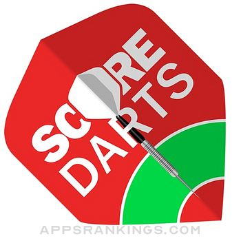 Score Darts Scorer app reviews and download