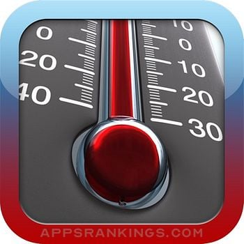 HD Thermometer ⊎ app reviews and download