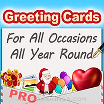 Greeting Cards App - Pro app reviews and download