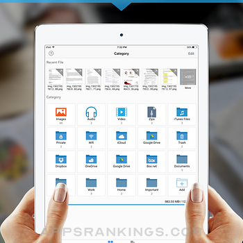 File Manager 11 Lite Ipad Images