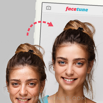 Facetune iphone images