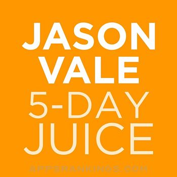 Jason Vale's 5-Day Juice Diet app reviews and download