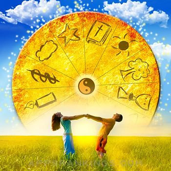 Wisdom Wheel of Life Guidance - Ask the Fortune Telling Cards for Clarity app reviews and download