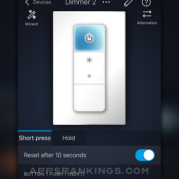 iConnectHue for Philips Hue iphone images