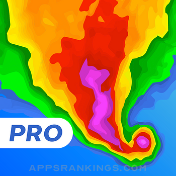 Weather Radar Pro° app reviews and download