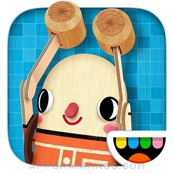 Toca Builders app reviews and download