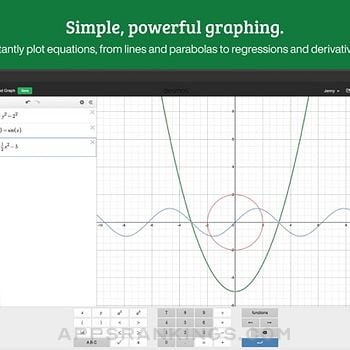 Desmos Graphing Calculator Ipad Images