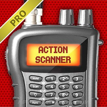 Action Scanner Radio PRO app reviews and download