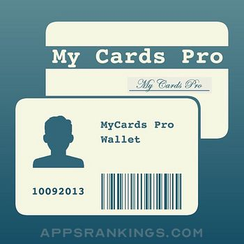 My Cards Pro - Wallet app reviews and download