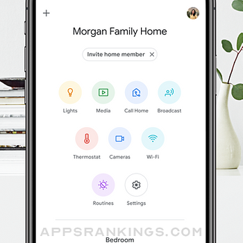 Google Home iphone images