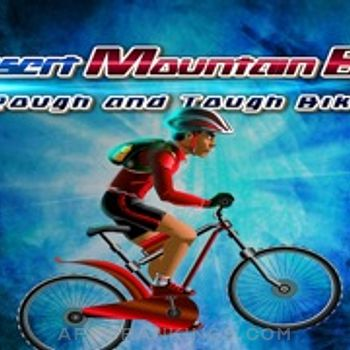 Desert Mountain Biker - A Rough and Tough Biking Free iphone images