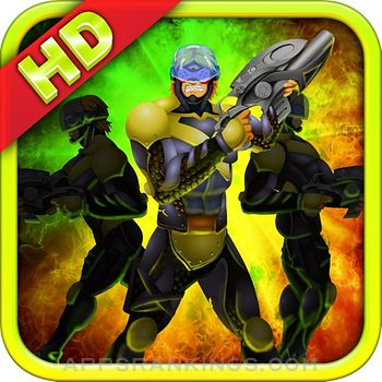 The Last Commando -Alien War Free app reviews and download
