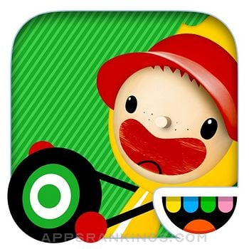 Toca Cars app reviews and download