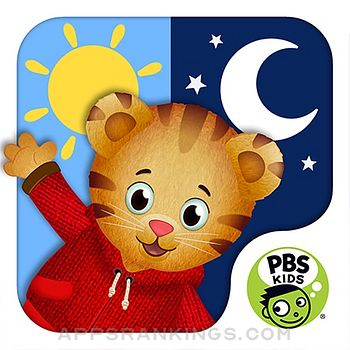 Daniel Tiger's Day & Night app reviews and download