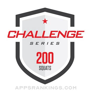 0-200 Squats Trainer Challenge app reviews and download