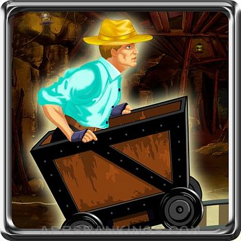 Rail Run Race - Catch the Gold Rush FREE Multiplayer app reviews and download