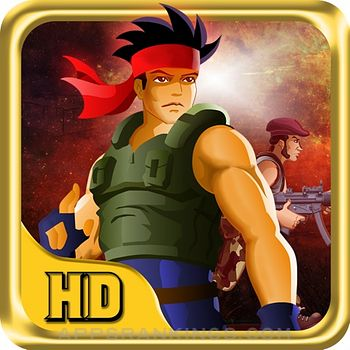Ninja Vs Guerilla - Shoot Out in the Jungle app reviews and download