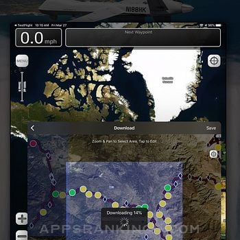 LeadNav GPS Ipad Images