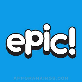Epic - Kids' Books & Reading app reviews and download
