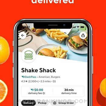 DoorDash - Food Delivery iphone images