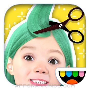 Toca Hair Salon Me app reviews and download
