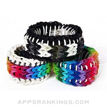 Rainbow Loom Pro app reviews and download