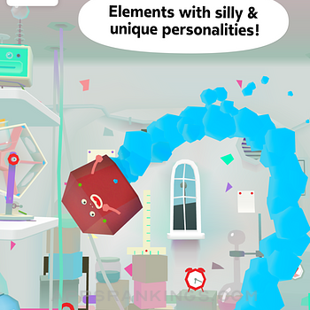 Toca Lab: Elements Ipad Images