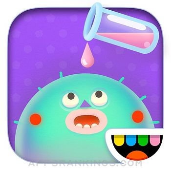 Toca Lab: Elements app description and overview