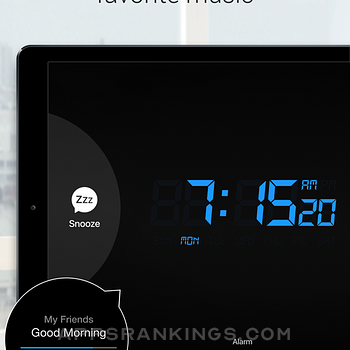 Alarm Clock for Me Ipad Images