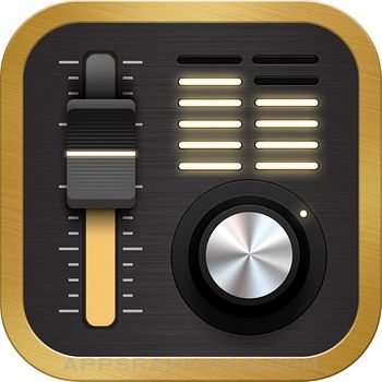 Equalizer+ HD music player app reviews and download
